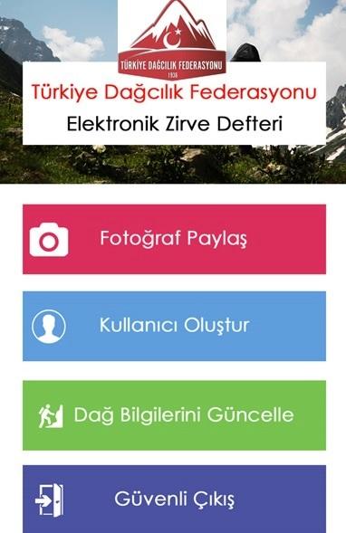 TDF E-Zirve Uygulaması yayınladı.