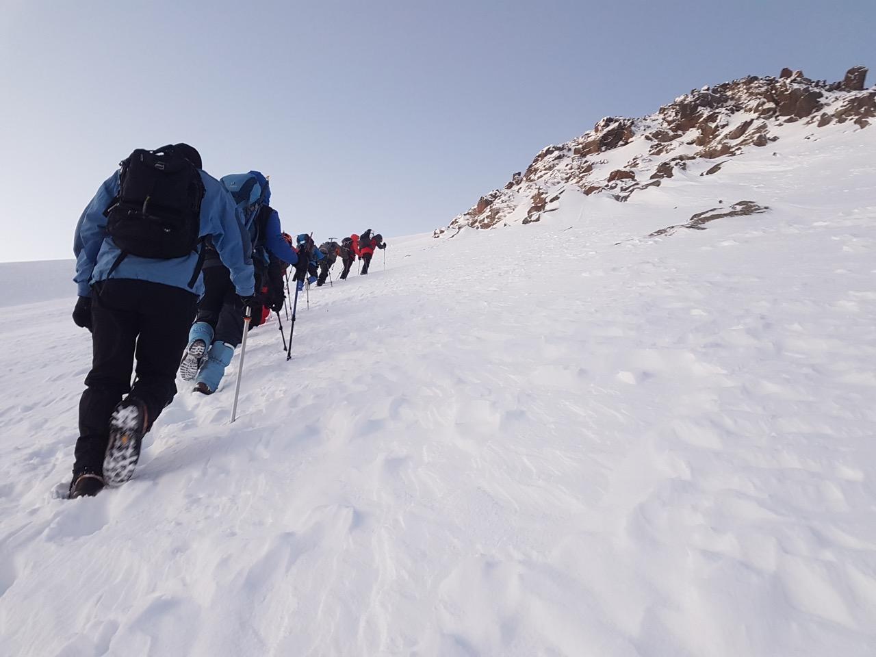 Kış Yürüyüş Liderliği - İzmir Başvuruları