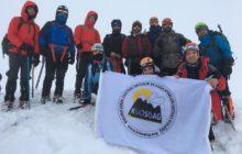 KLOSDAG Sultan Dağları'nda tırmandı.