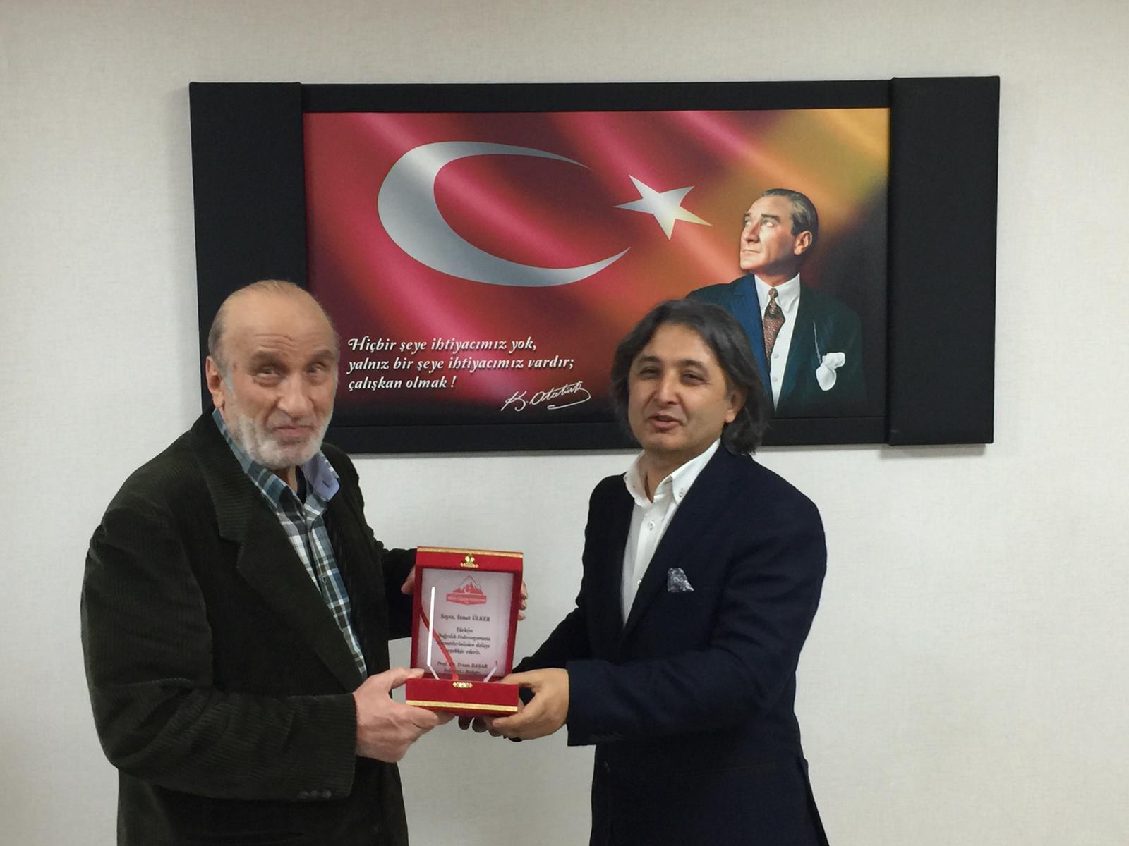 2019 Yılı ilk Yönetim Kurulu Toplantısı Ankara'da yapıldı.