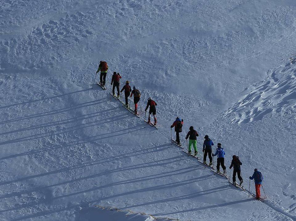 Dağ Kayağı Temel Eğitimi - Erzincan Başvuruları