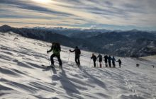 Dağ Kayağı 1. Kademe Antrenör Kursu (Özel ve Temel Eğitim) –  Başvuruları