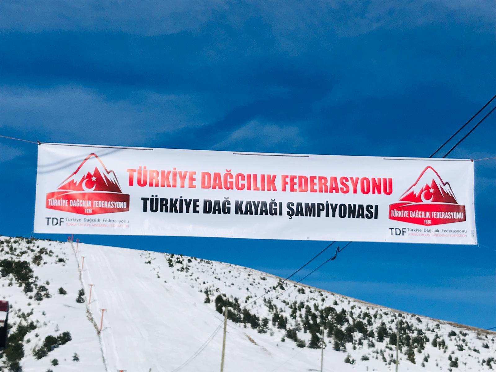 Dağ Kayağı Branşımız Okul Sporlarında