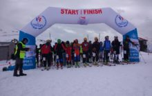 2019 Türkiye Dağ Kayağı Şampiyonası Gümüşhane Zigana Dağı'nda tamamlandı.