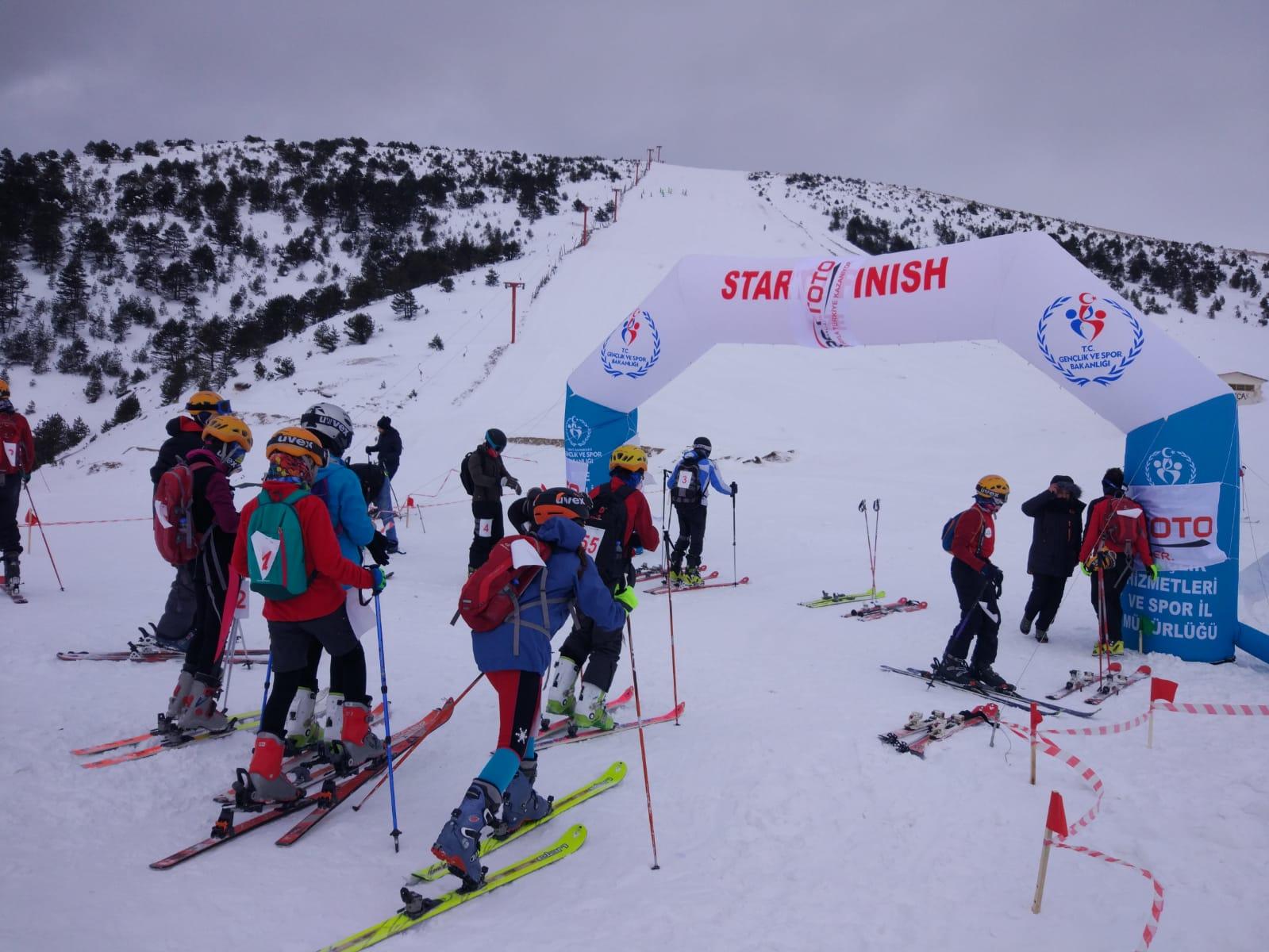 Dağ Kayağı İleri Seviye Eğitimi - Erzurum Başvuruları