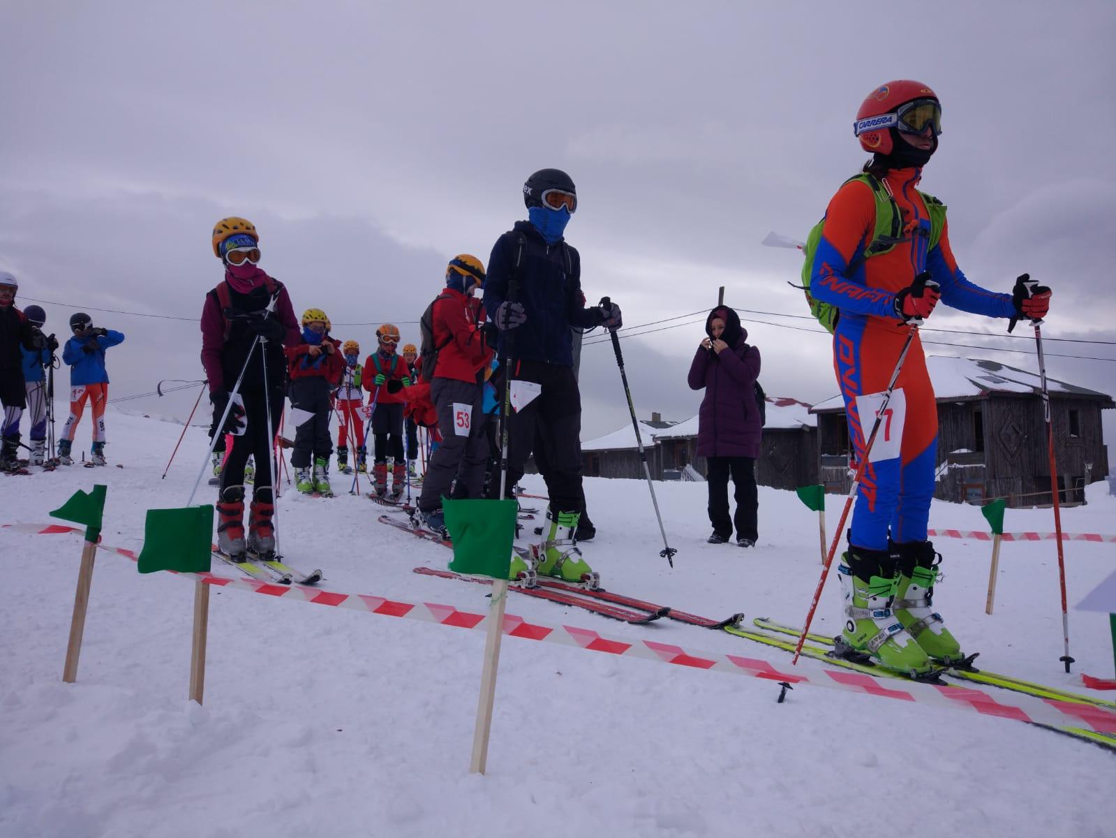 Dağ Kayağı İleri Seviye Eğitimi - Erzincan Başvuruları