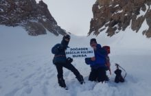 Bursa Doğarder Erciyes Dağı Zirve Tırmanışı'nı gerçekleştirdi.