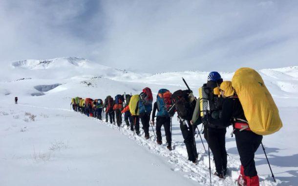 Kış Arama Kurtarma Eğitimi - Bursa Başvuruları