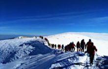 Kış Yürüyüş Liderliği - Ankara ve İzmir Başvuruları