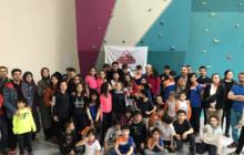 Bursa Okul Sporları Spor Tırmanış Yarışmaları tamamlandı.
