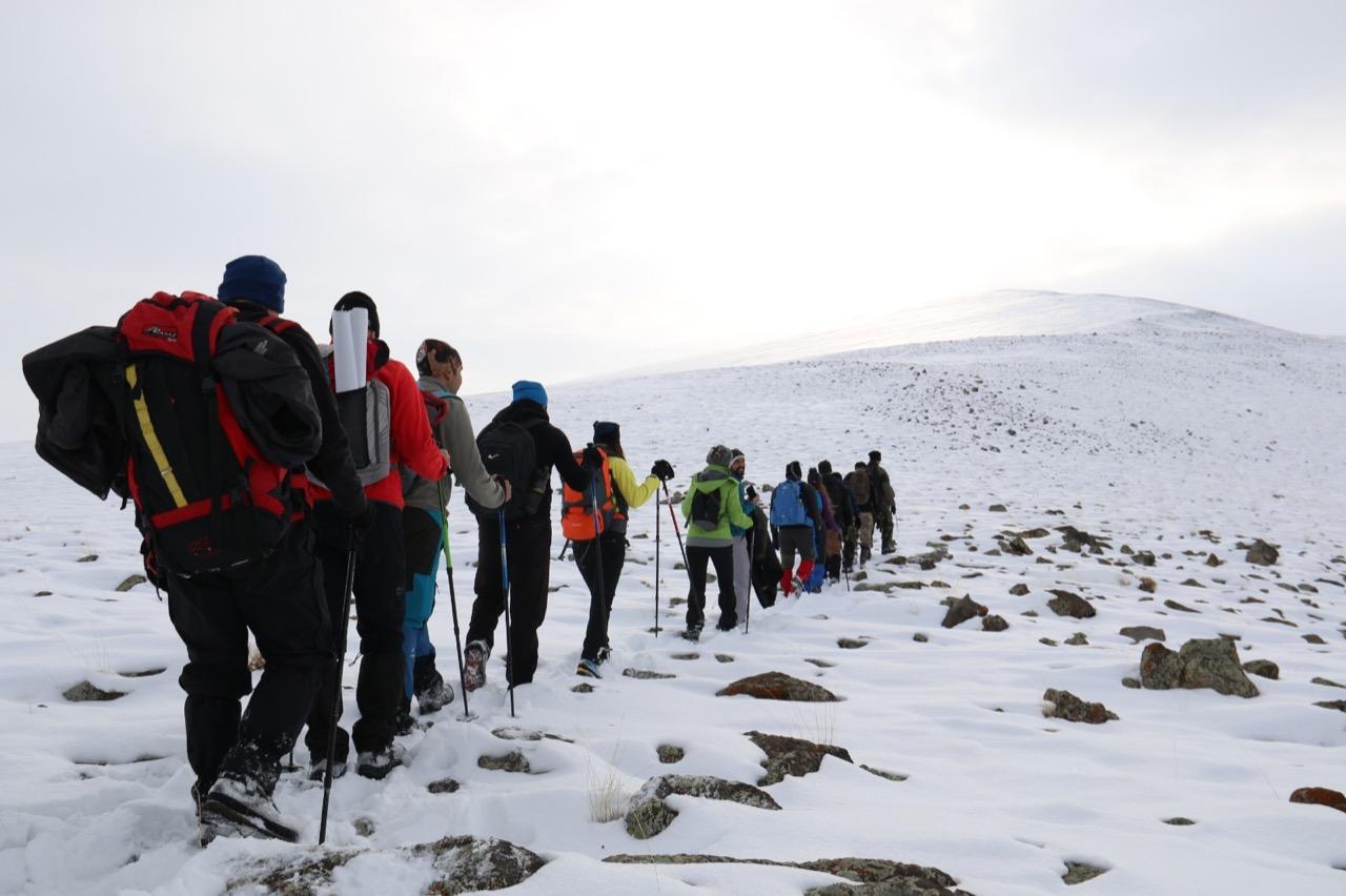 Kış Yürüyüş Liderliği - Ankara Katılımcı Listesi