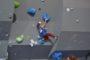 Spor Tırmanış Küçükler ve Gençler Türkiye Şampiyonası Lider Disiplini Yarışması tamamlandı.