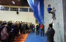 Sivas Okul Sporları Spor Tırmanış İl Birinciliği yarışmaları tamamlandı.