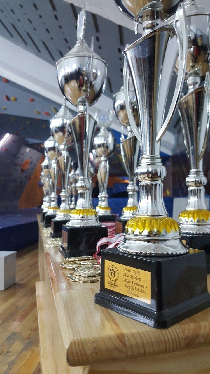 2019 Yılı Spor Tırmanış Yarışmaları Genel Sıralamaları