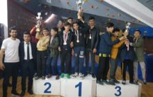 Van Okul Sporları Spor Tırmanış Yarışmaları tamamlandı.