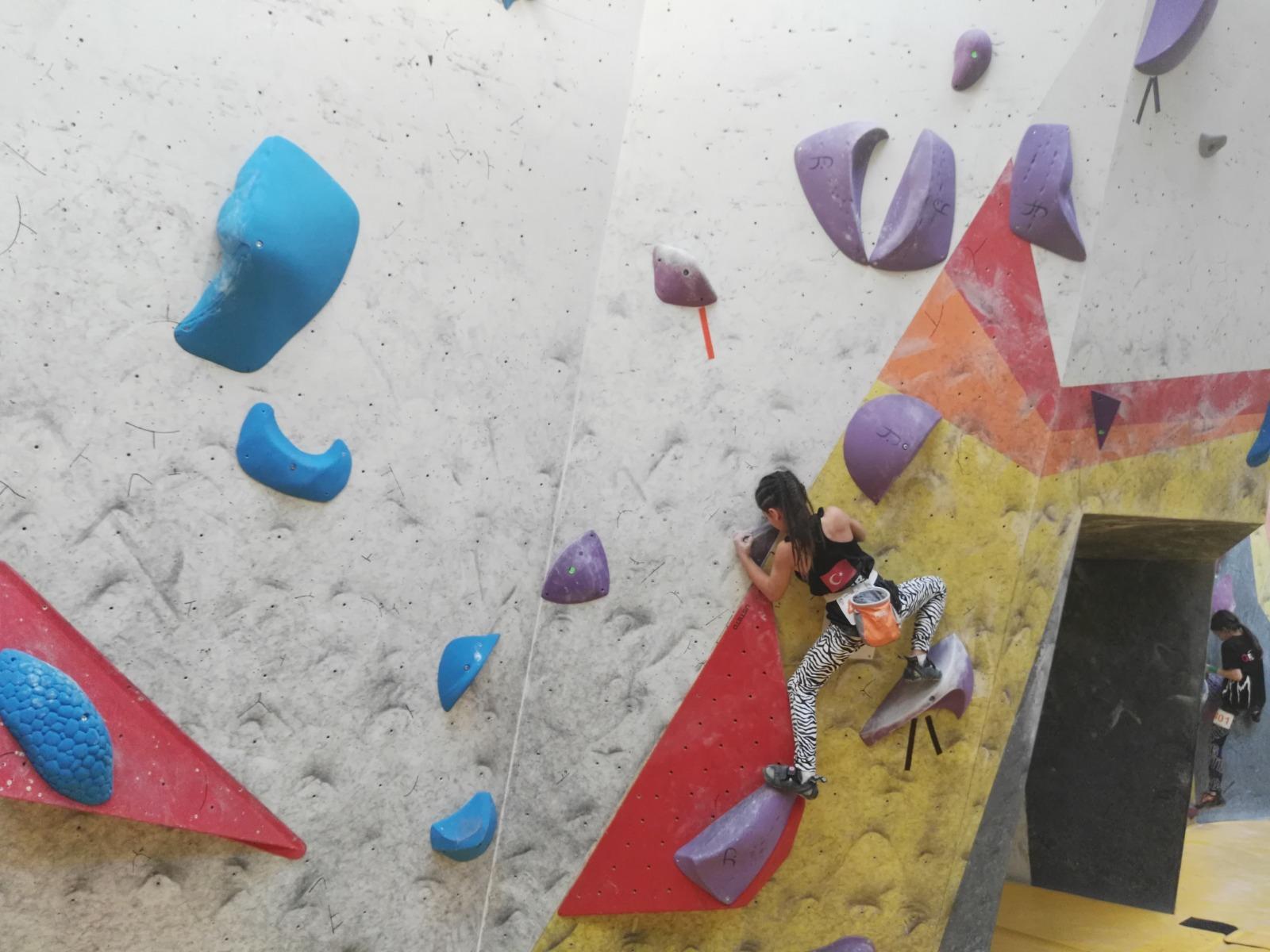 Spor Tırmanış Temel Seviye Eğitimi - Gaziantep Katılımcı Listesi