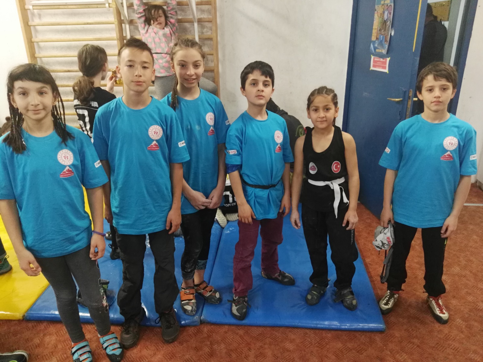 Okul Sporları Spor Tırmanış Takım ve Ferdi Katılımcı Listesi ve Programı
