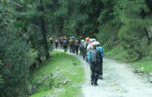 Efes Mimas Yolu Yürüyüş Faaliyeti - İzmir Başvuruları