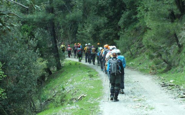 Efes Mimas Yolu Yürüyüş Faaliyeti-İzmir Başvuruları
