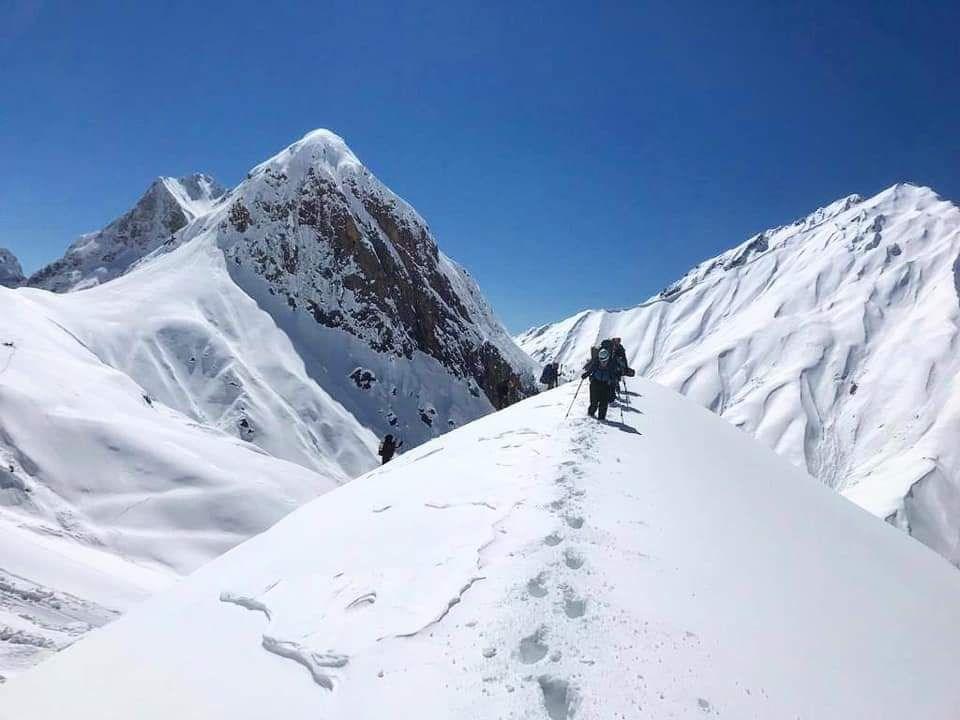 Hakkari Sümbül Dağı Zirve Tırmanışı Katılımcı Listesi