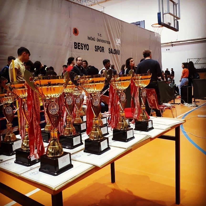 Okullararası Spor Tırmanış Gençler A-B Türkiye Şampiyonası Tamamlandı