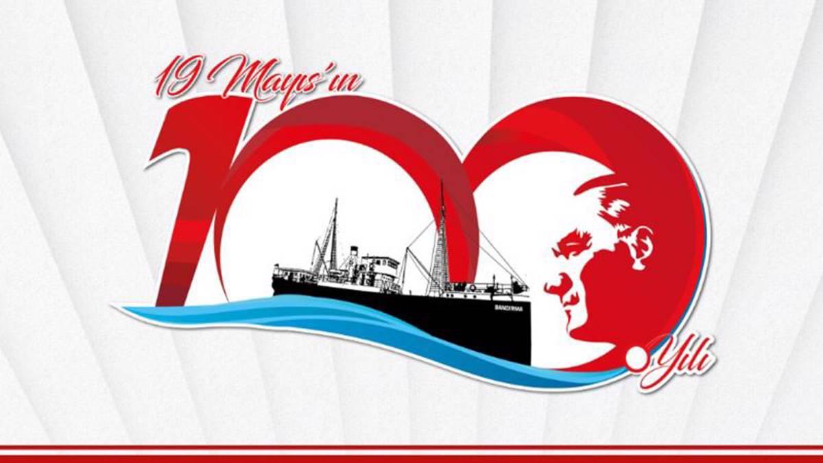 100. Yılında 19 Mayıs Erciyes Dağı Tırmanışı