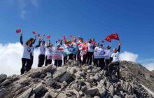 10. Geleneksel Atatürk'ü Anma ve Gençlik Yürüyüşü