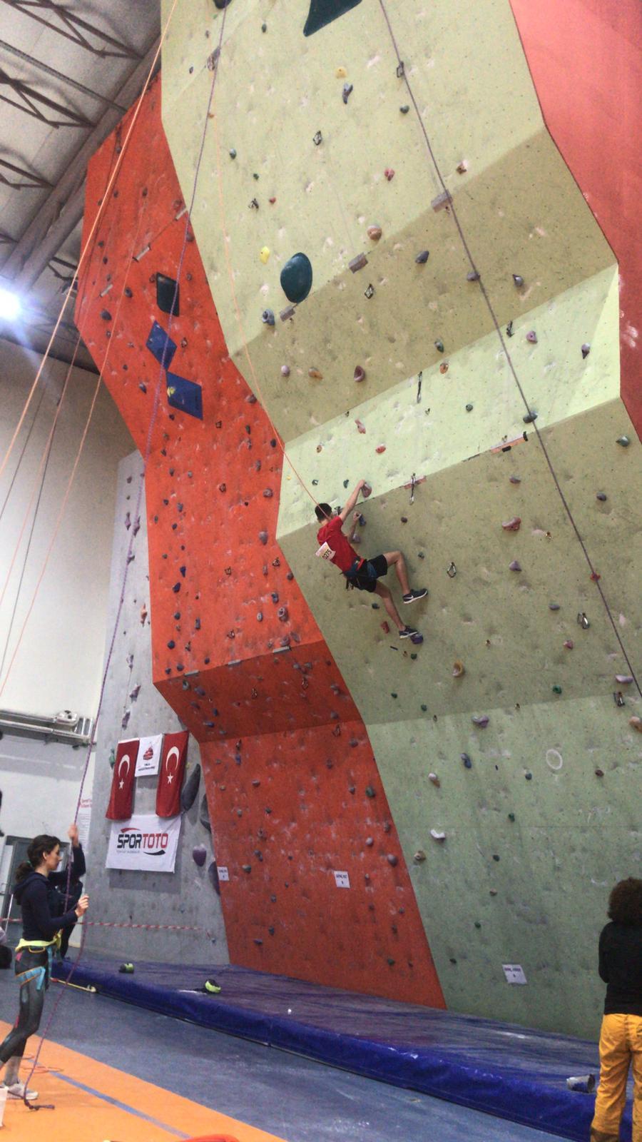 Spor Tırmanış Temel Seviye Eğitimi – İstanbul Katılımcı Listesi