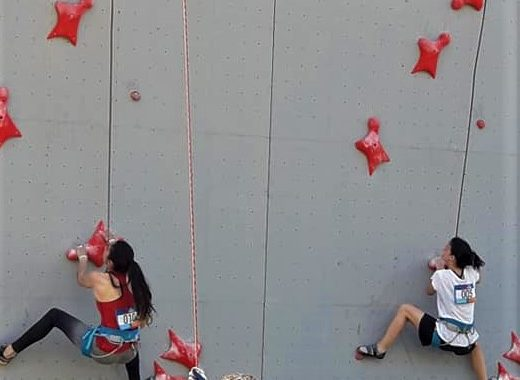 Spor Tırmanış Türkiye Şampiyonası – Lider – Boulder – Hız (Combine) Yarışları İzmir'de Gerçekleştirildi