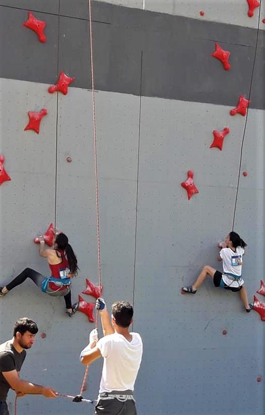 Spor Tırmanış Emniyetçilik Kursu – Isparta Başvuruları