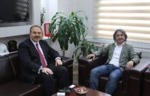 Federasyon Başkanımız Ordu Gençlik Spor İl Müdürlüğünü Ziyaret Etti