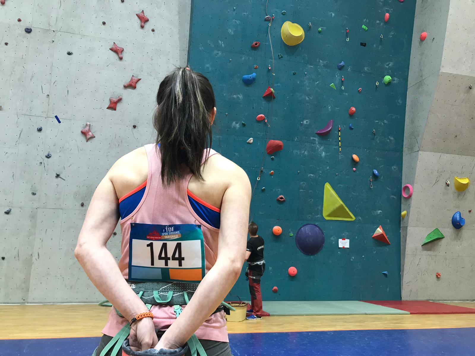 Okul Sporları Spor Tırmanış Yıldızlar Takım ve Ferdi Katılımcı Listesi