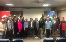 Samsun'da Dağcılık Kulüplerimiz Ziyaret Edildi