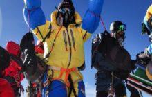 Bayrağımız Bir Kez Daha Everest Zirvesinde Dalgalandı