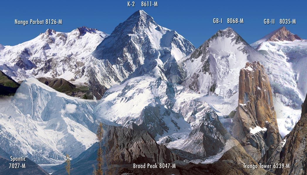Gasherbrum I Yüksek İrtifa Ekibimiz aklimatizasyon tırmanışlarını tamamladı.