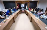 Federasyon Başkanımız Ordu'da ODAK Kulübümüzü ziyaret etti.