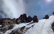 Asya Dağcılık Erciyes Dağı Zirve Tırmanışı'nı gerçekleştirdi.