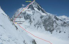 Gasherbrum I Yüksek İrtifa Ekibimiz Ana Kampa Yola Çıkıyor