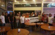 Federasyon Başkanımız Mersin'de kulüplerimizle bir araya geldi.