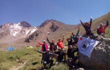 KLOSDAG Erciyes Dağı Zirve Tırmanışını gerçekleştirdi.