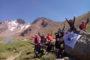 Kırgızistan'daki Uchitel Zirve'sine başarılı bir tırmanış gerçekleştirildi.
