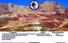 30 Ağustos Zafer Haftası Erciyes Tırmanışı