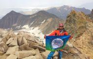 Alam-Kuh ve Siag Sangha Dağları Zirve Tırmanışları VDDK tarafından gerçekleştirildi.