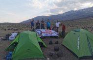 DİDOSK Süphan ve Demavend Dağı zirve tırmanışlarını başarıyla gerçekleştirdi.