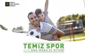 Temiz Spor İçin Ana-Baba El Kitabı