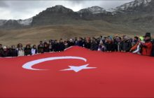 Erzurum İl Temsilciliği tarafından 29 Ekim Cumhuriyet Tırmanışı gerçekleştirildi.