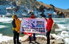 Ankara Dağcılar Birliği Spor Kulübü İran Savalan tırmanışını gerçekleştirdi.