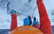 Panda Doğa ve Verçenik Dağcılık Kaçkar Dağı Büyük Buzul Rotası'ndan tırmanış gerçekleştirdi.