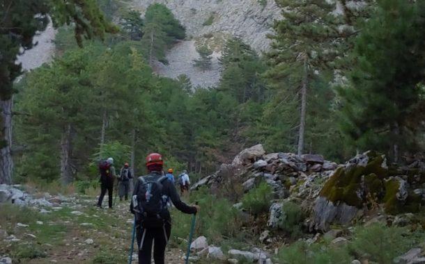 Efes Mimas Yolu Yürüyüş Faaliyeti-İzmir Başvuruları Ek Kontenjan