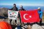 KLOSDAG Karcı Dağı - Karababa zirve tırmanışını gerçekleştirdi.